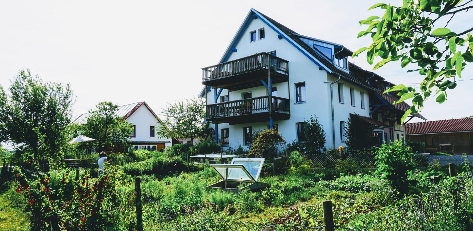 Hof Hoellwangen Bauernhof